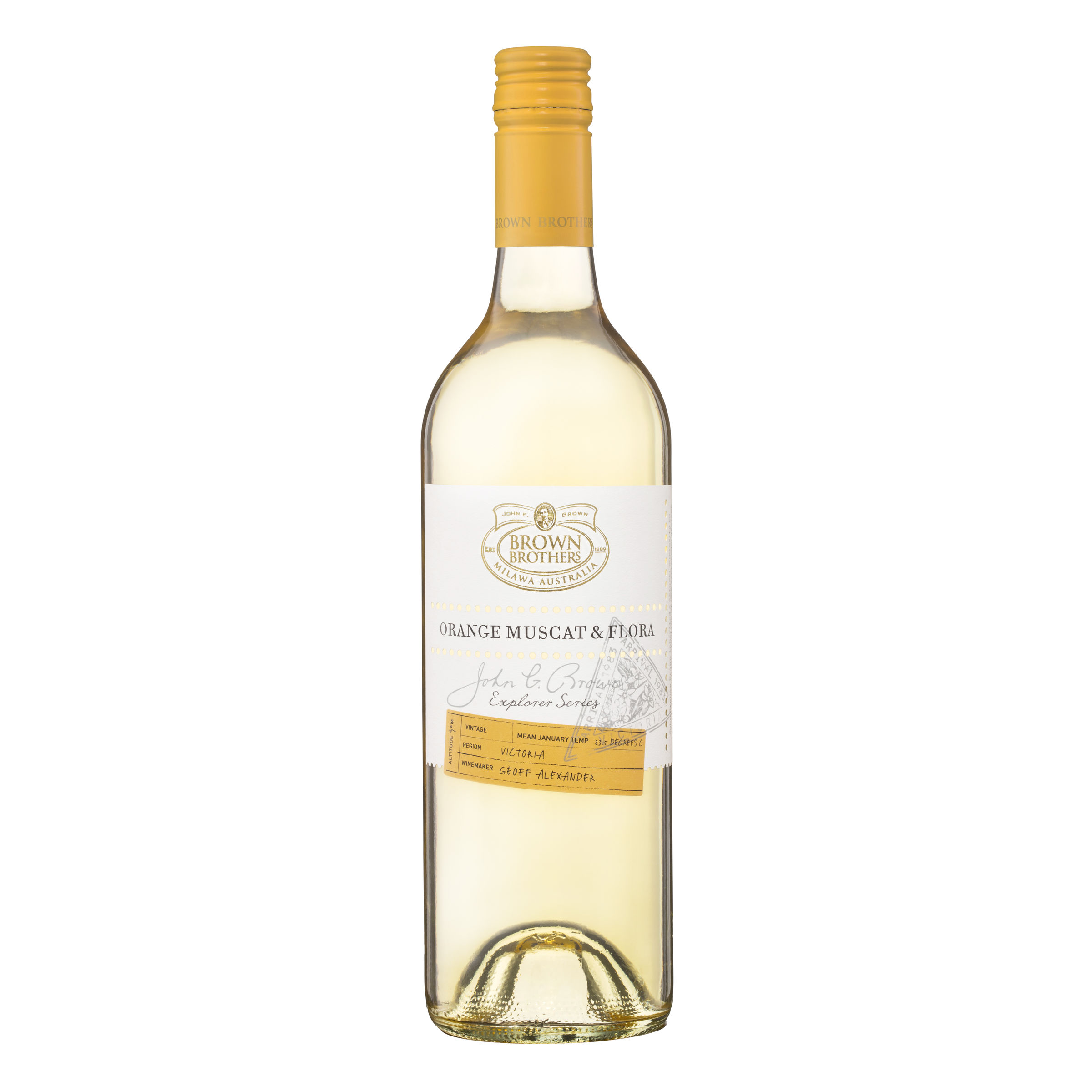 BROWN BROTHERS MUSCAT FLORA