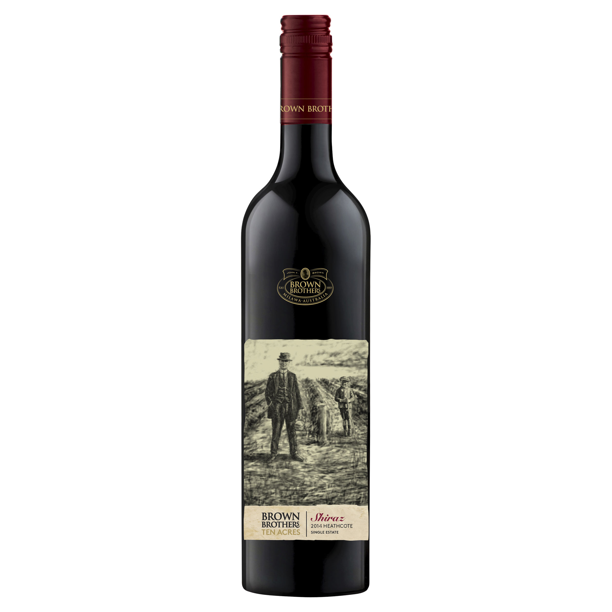 BROWN BROTHERS TEN ACRES SHIRAZ