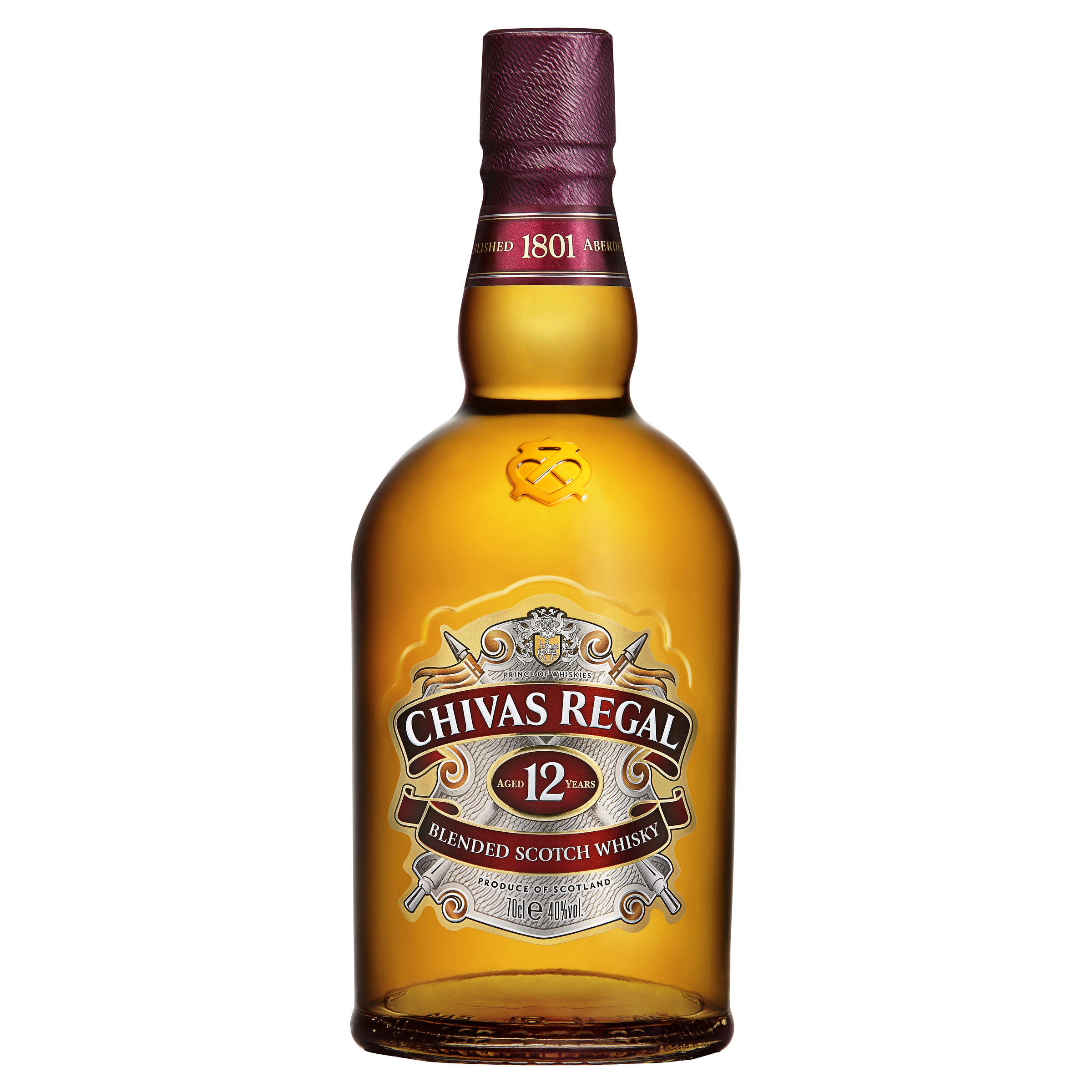 CHIVAS REGAL 12YEAR OLD SCOTCH