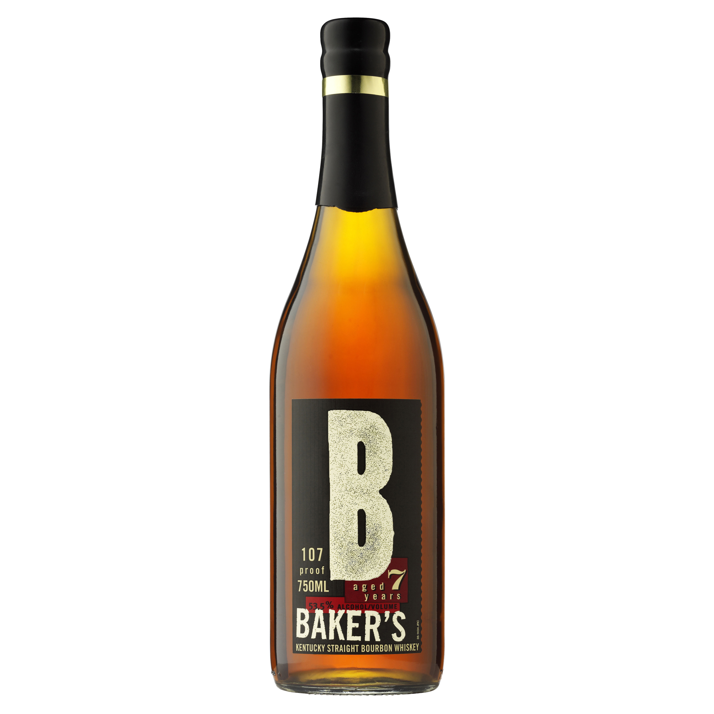 BAKER'S 7 YEAR OLD BOURBON