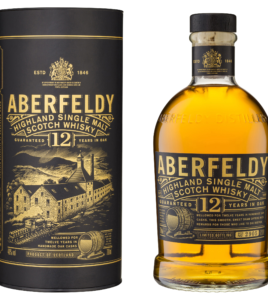 ABERFELDY 21YO SINGLE MALT