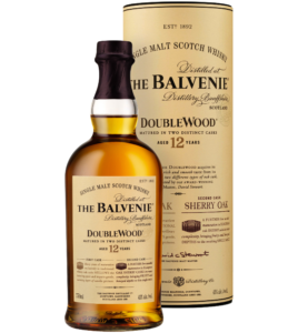 BALVENIE 12YO SINGLE MALT SCOTCH WHISKY