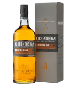AUCHENTOSHAN AMERICAN OAK SCOTCH WHISKY