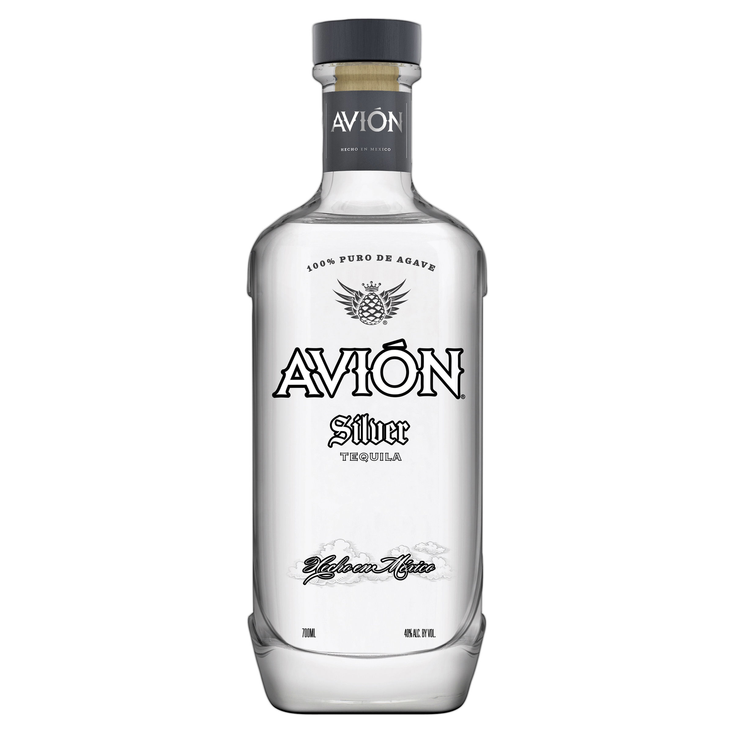AVION SILVER TEQUILA