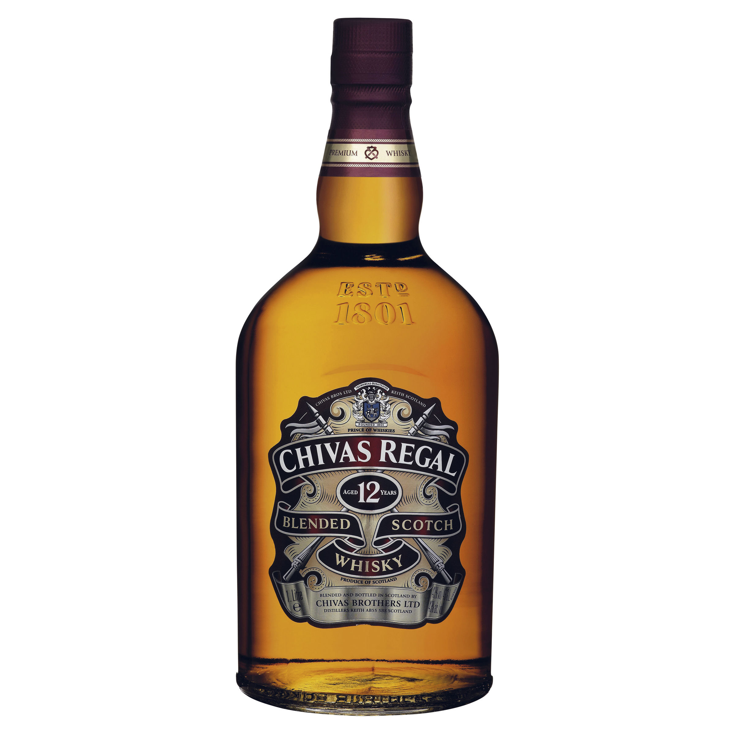 CHIVAS REGAL 12YEAR OLD