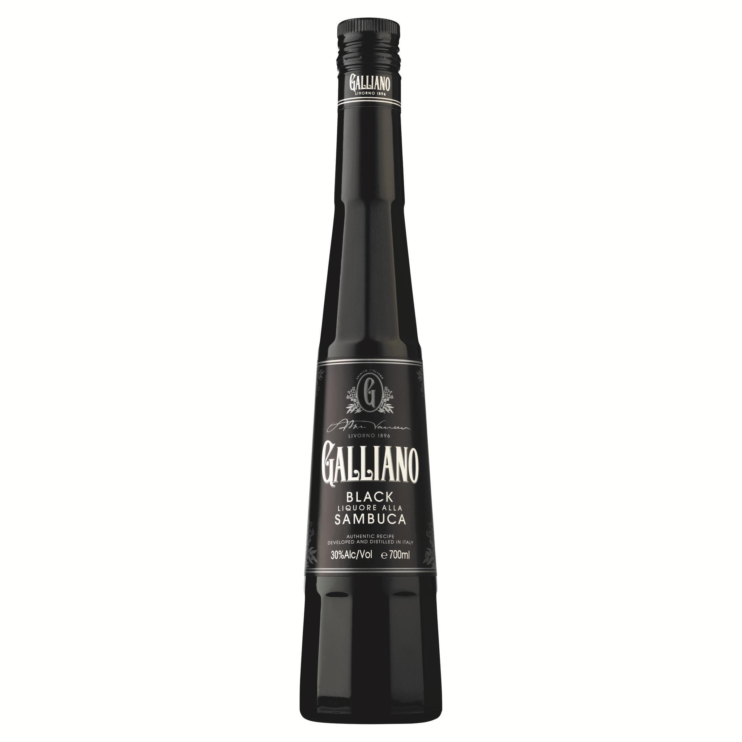 GALLIANO BLACK SAMBUCA 30%