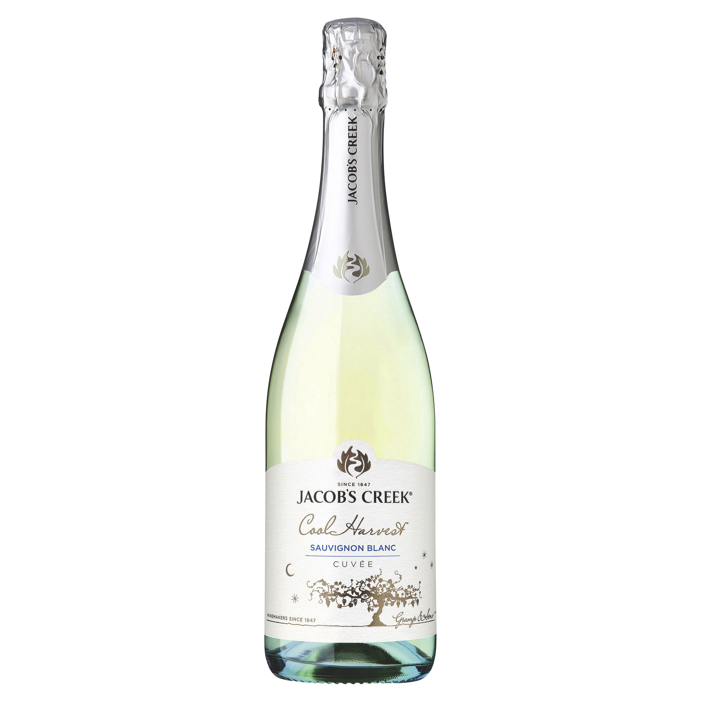 JACOBS CREEK COOL HARVEST SPARKLING SAUVIGNON BLANC