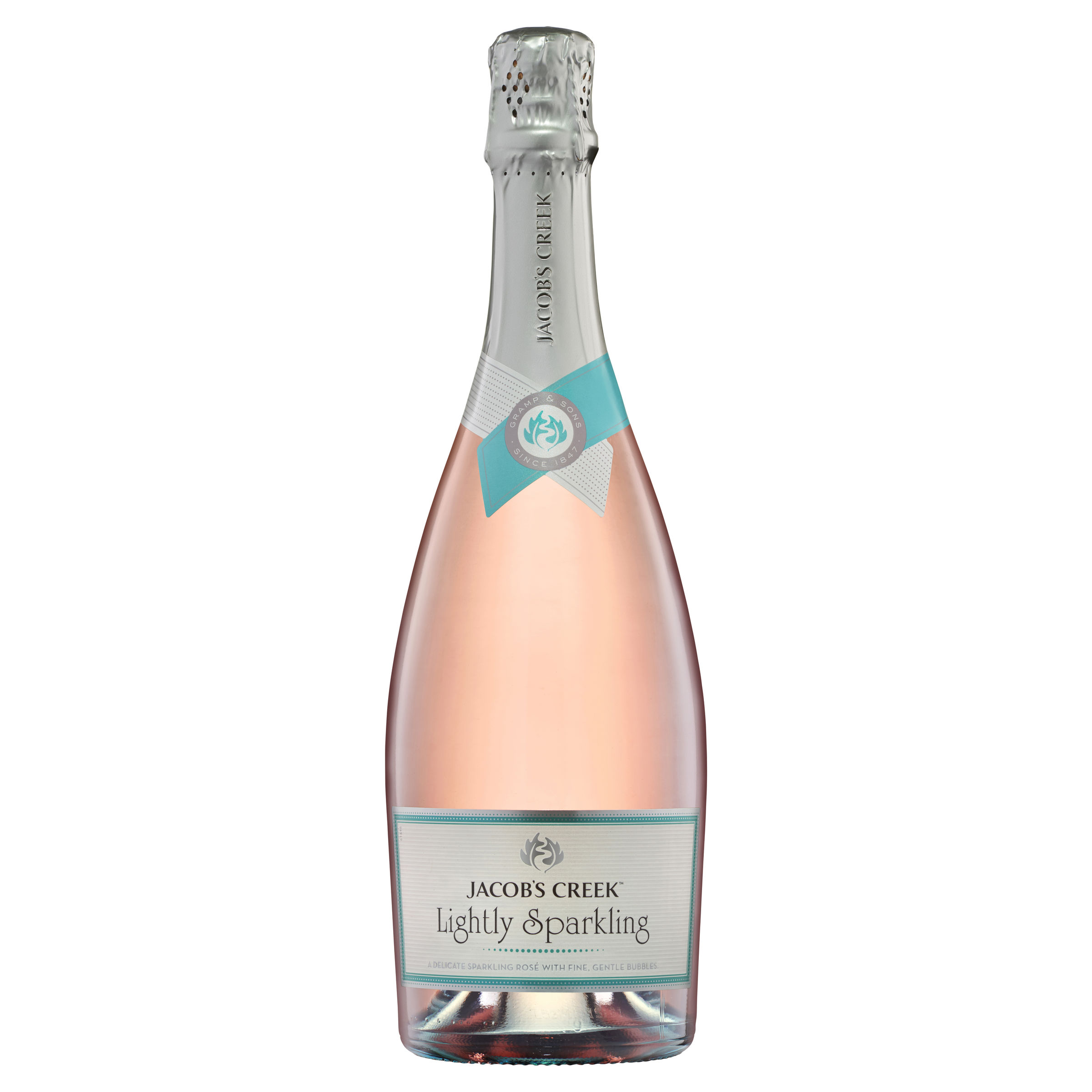 JACOB'S CREEK LIGHTLY SPARKLING ROSE