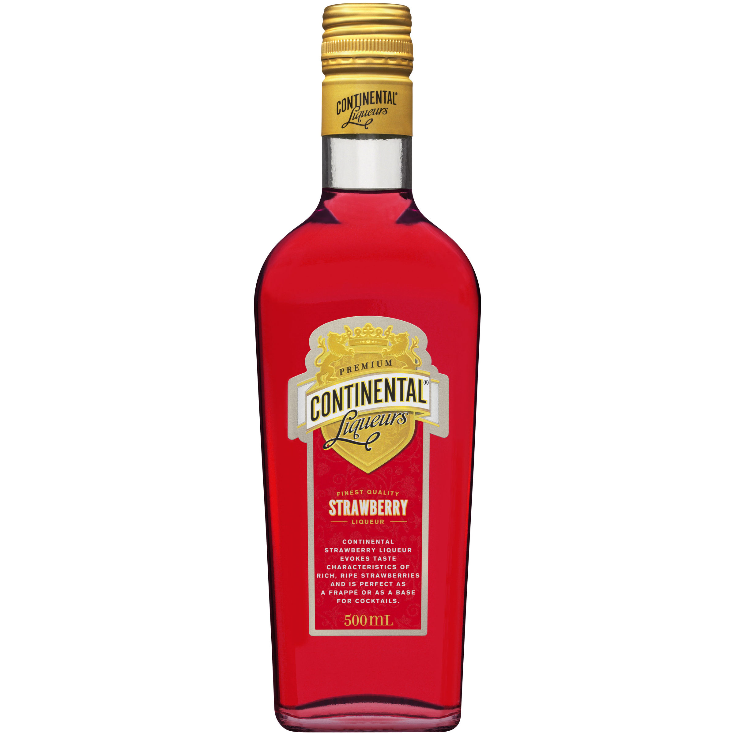 CONTINENTAL LIQUEUR STRAWBERRY