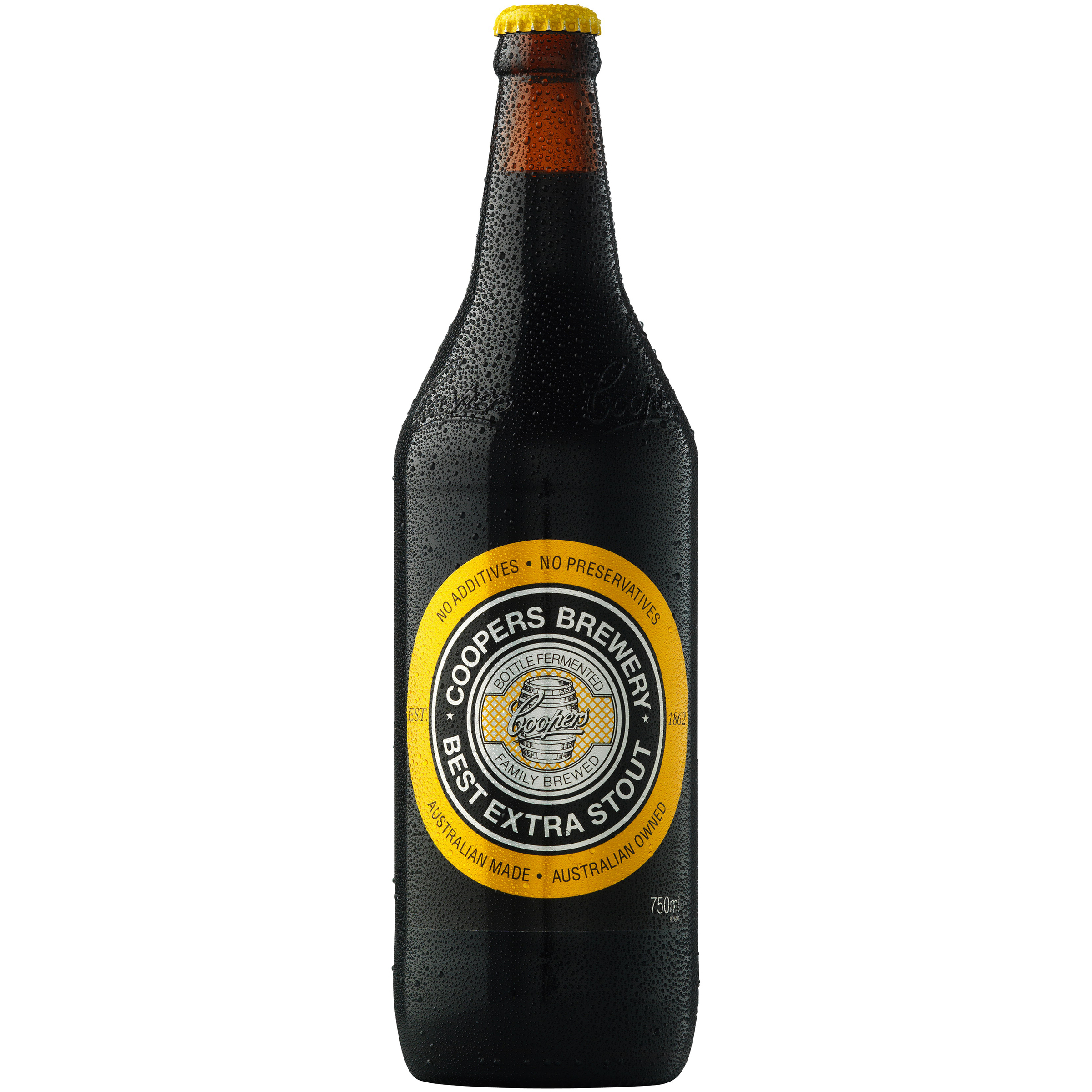 COOPERS STOUT BOTTLES