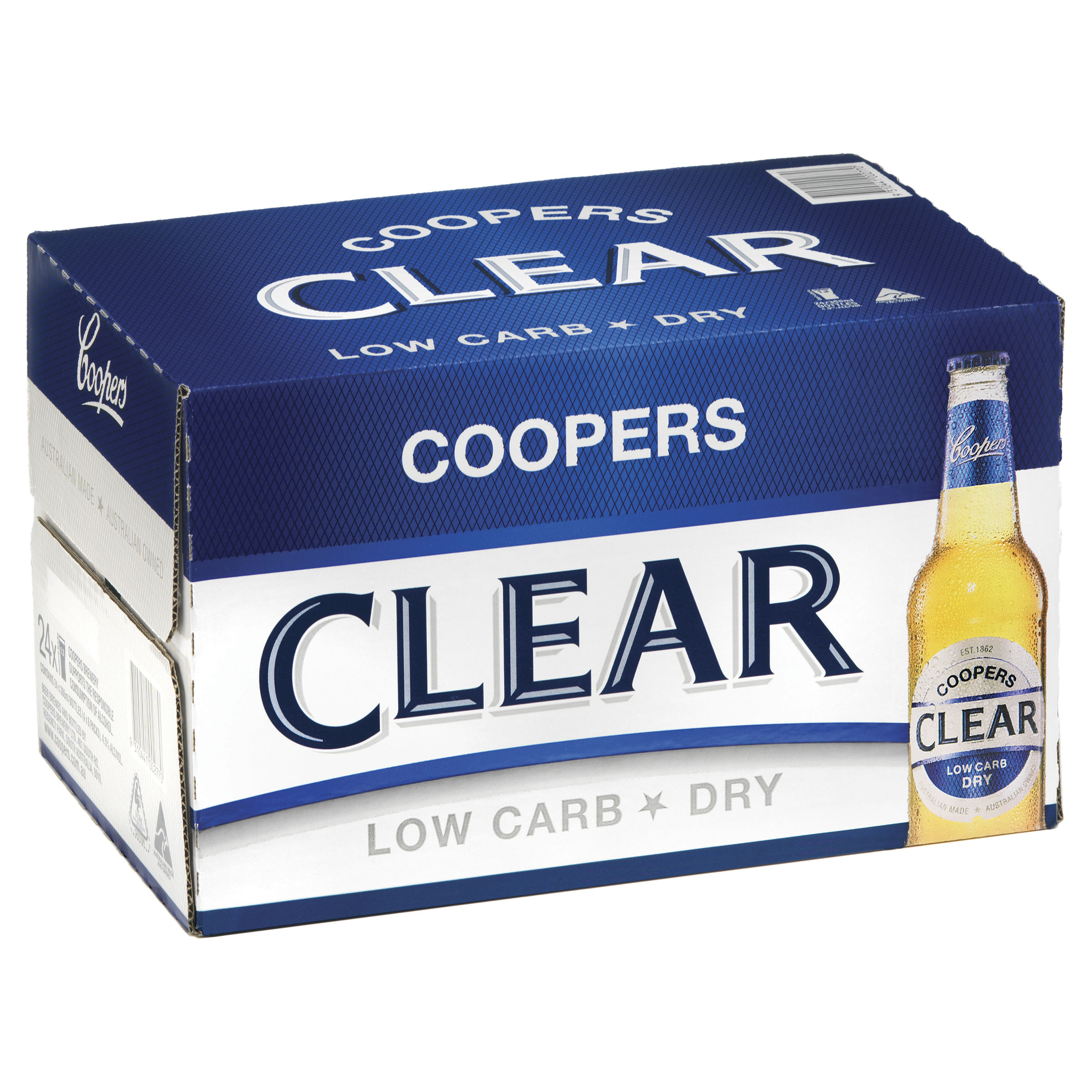 COOPERS CLEAR STUBBIES