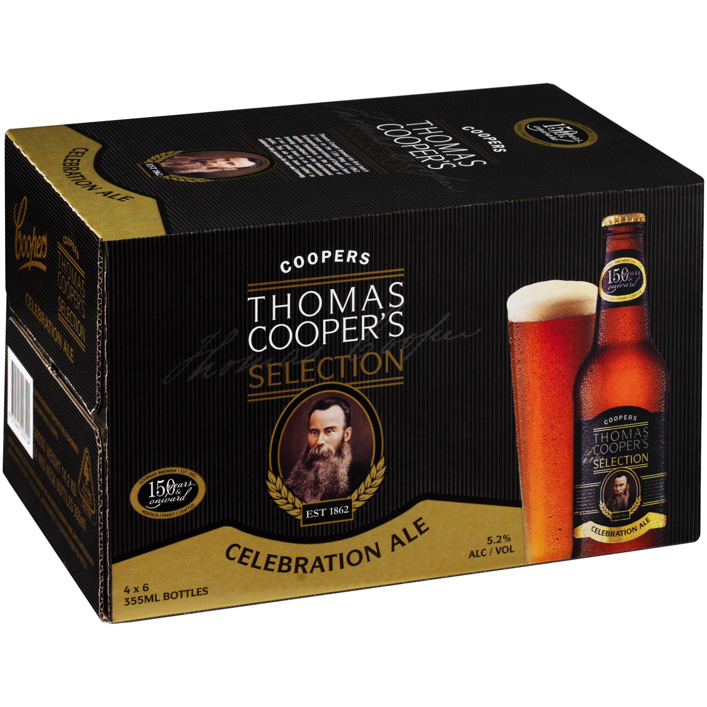 COOPERS CELEBRATION ALE