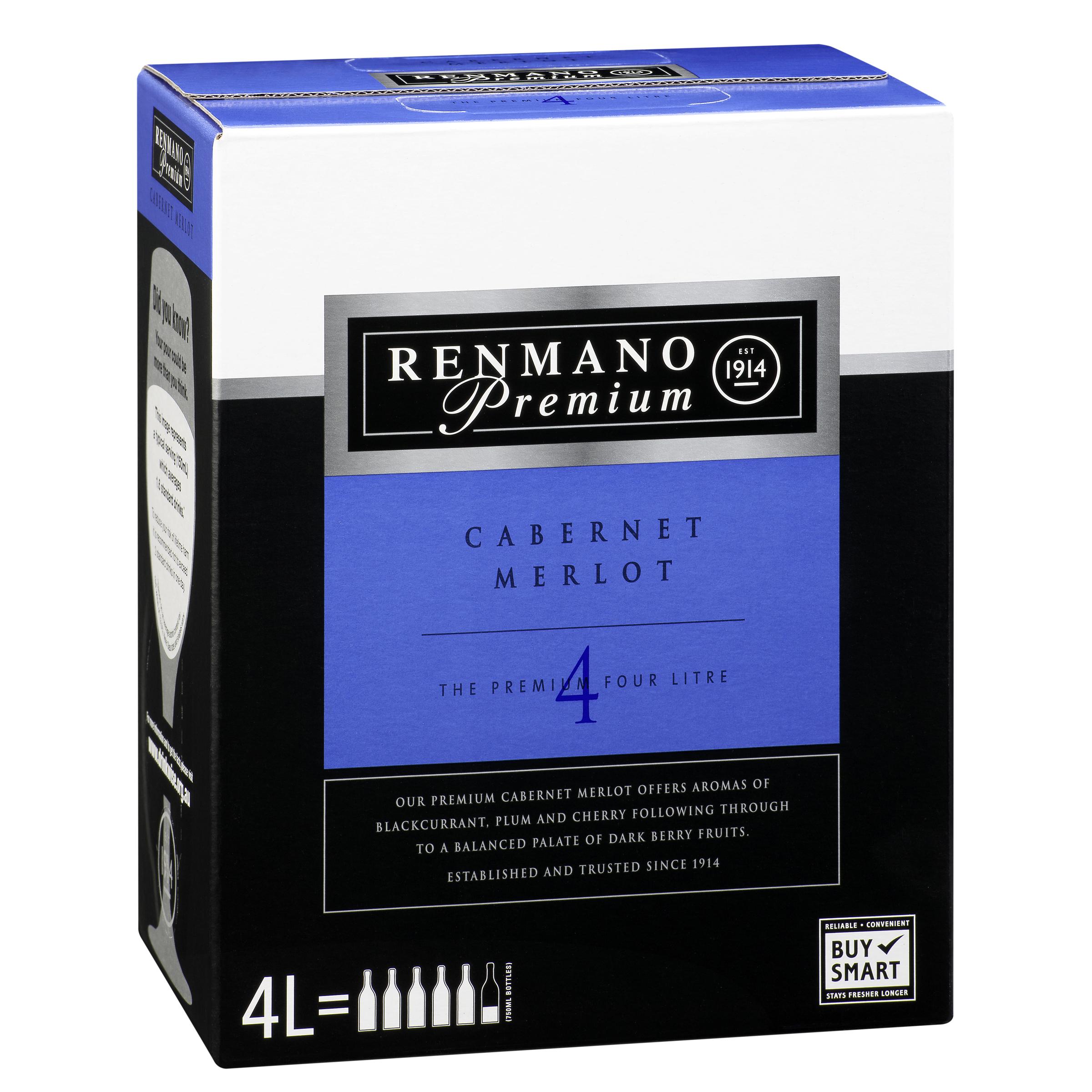RENMANO CABERNET MERLOT