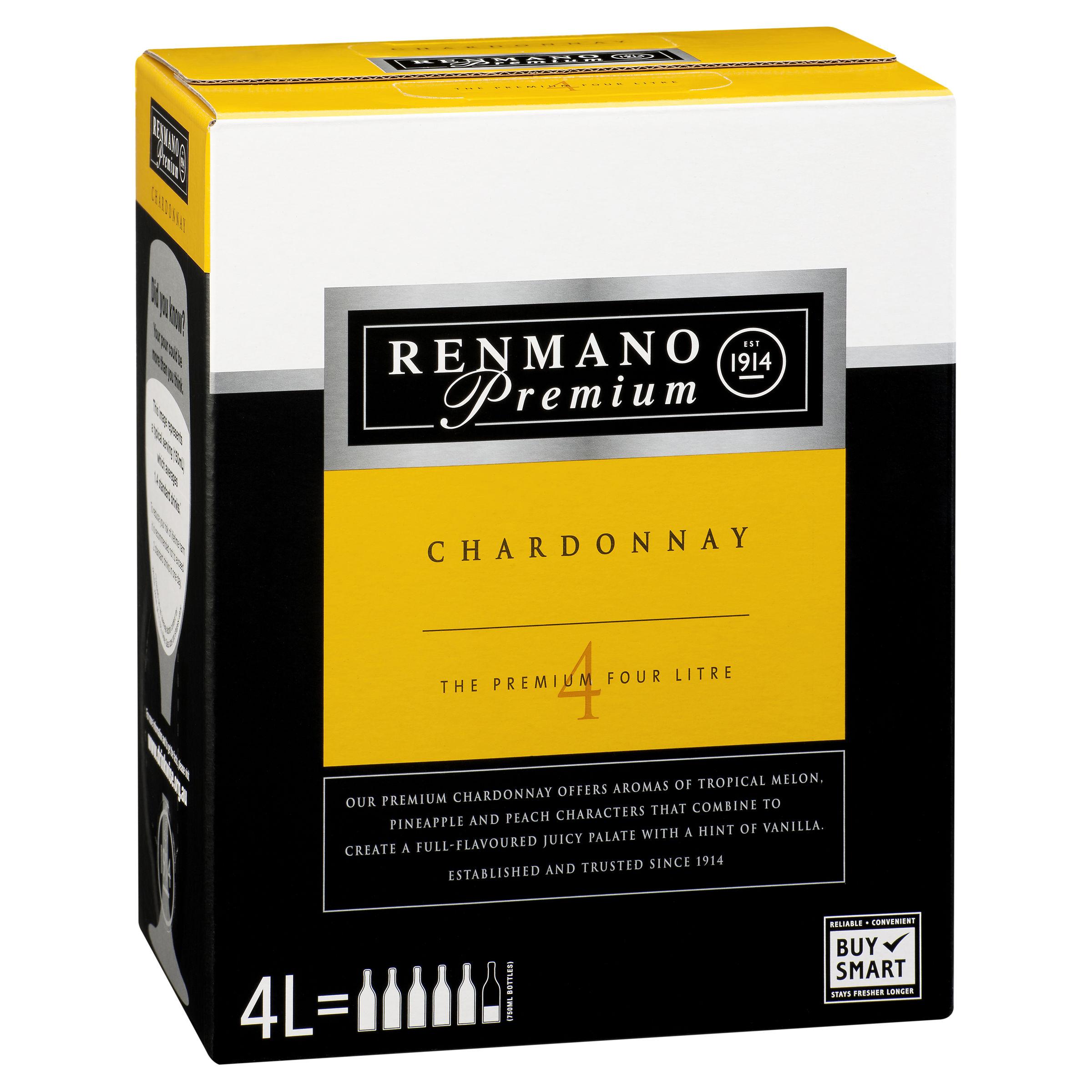 RENMANO PREMIUM CHARDONNAY