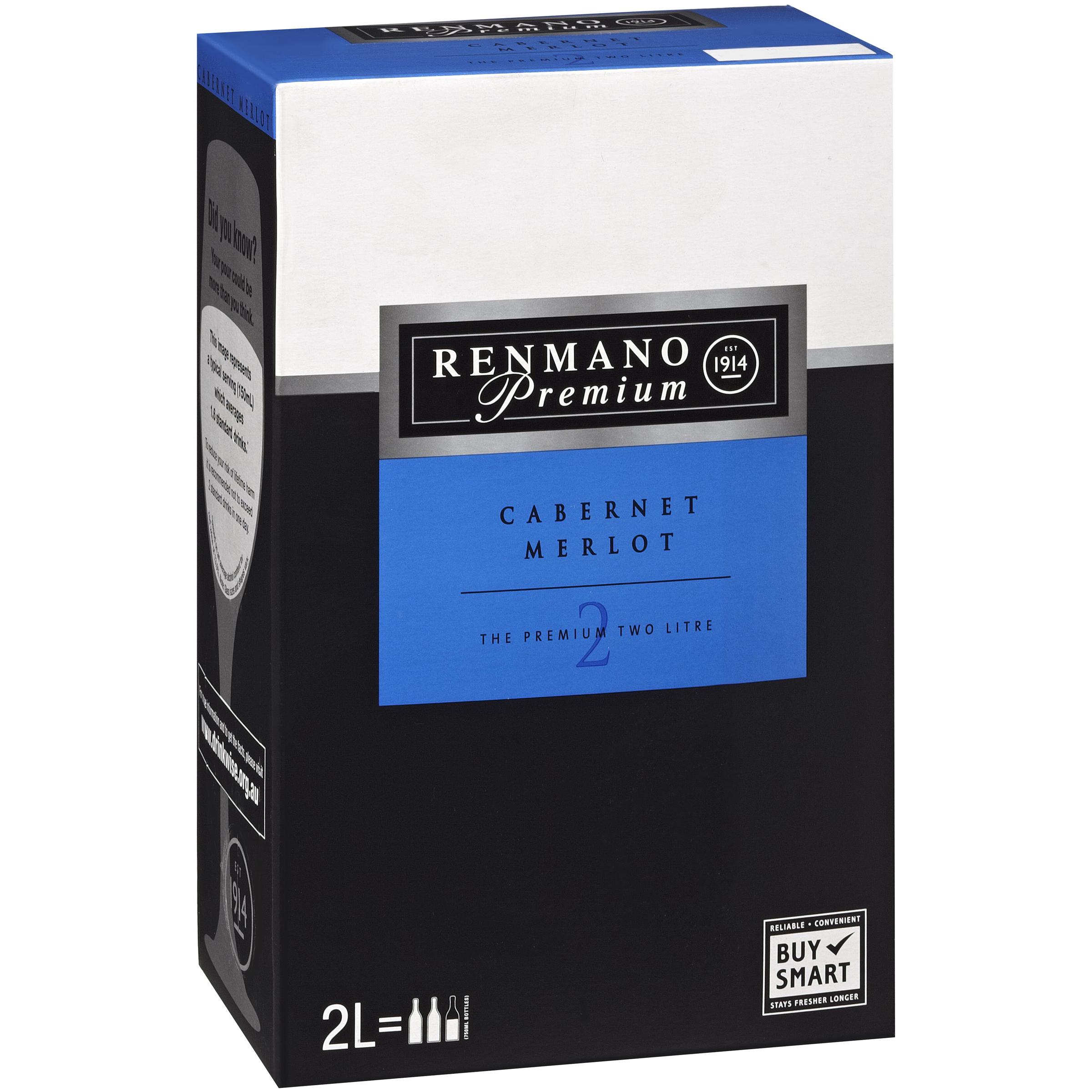 RENMANO PREMIUM CABERNET MERLOT