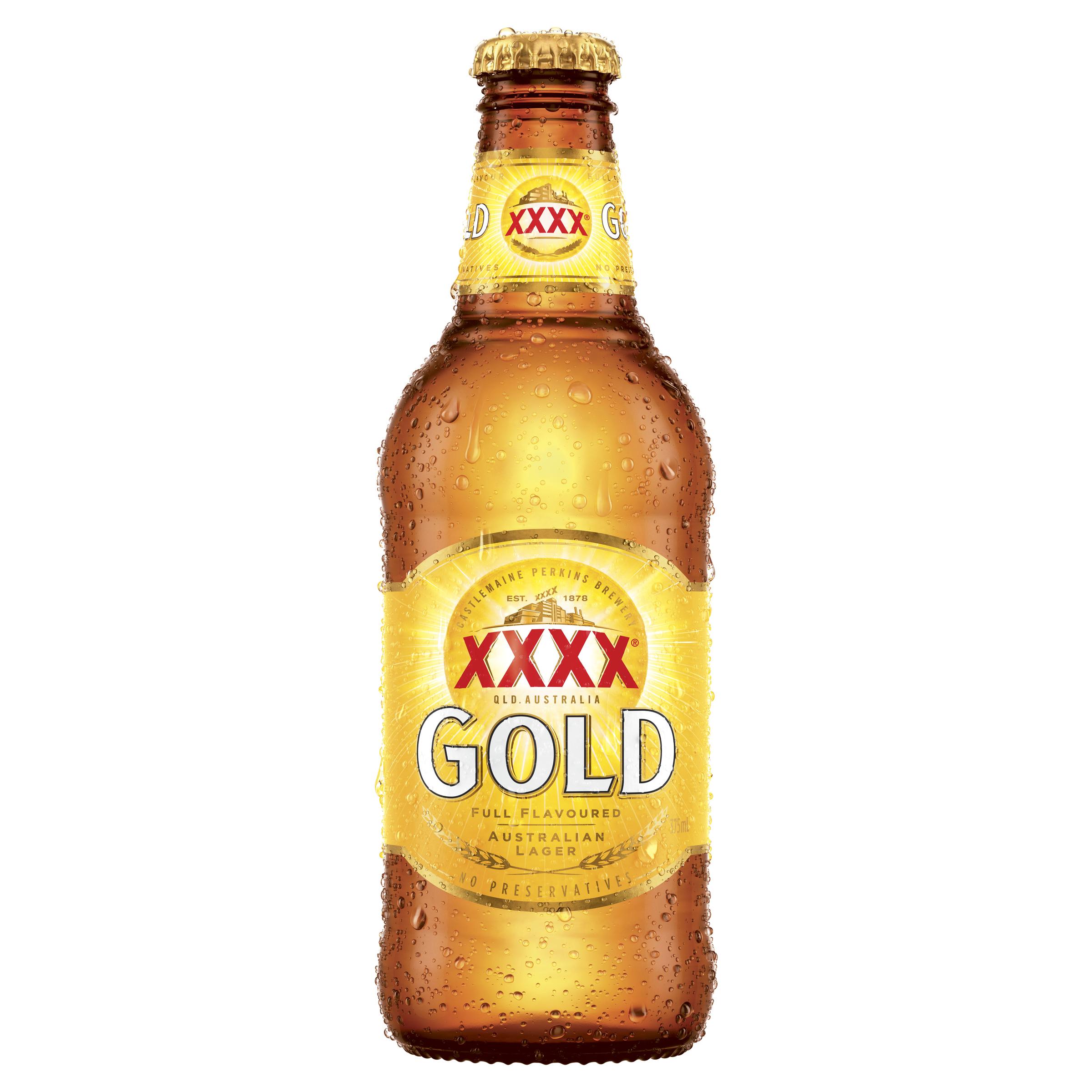 XXXX GOLD STUBBIES