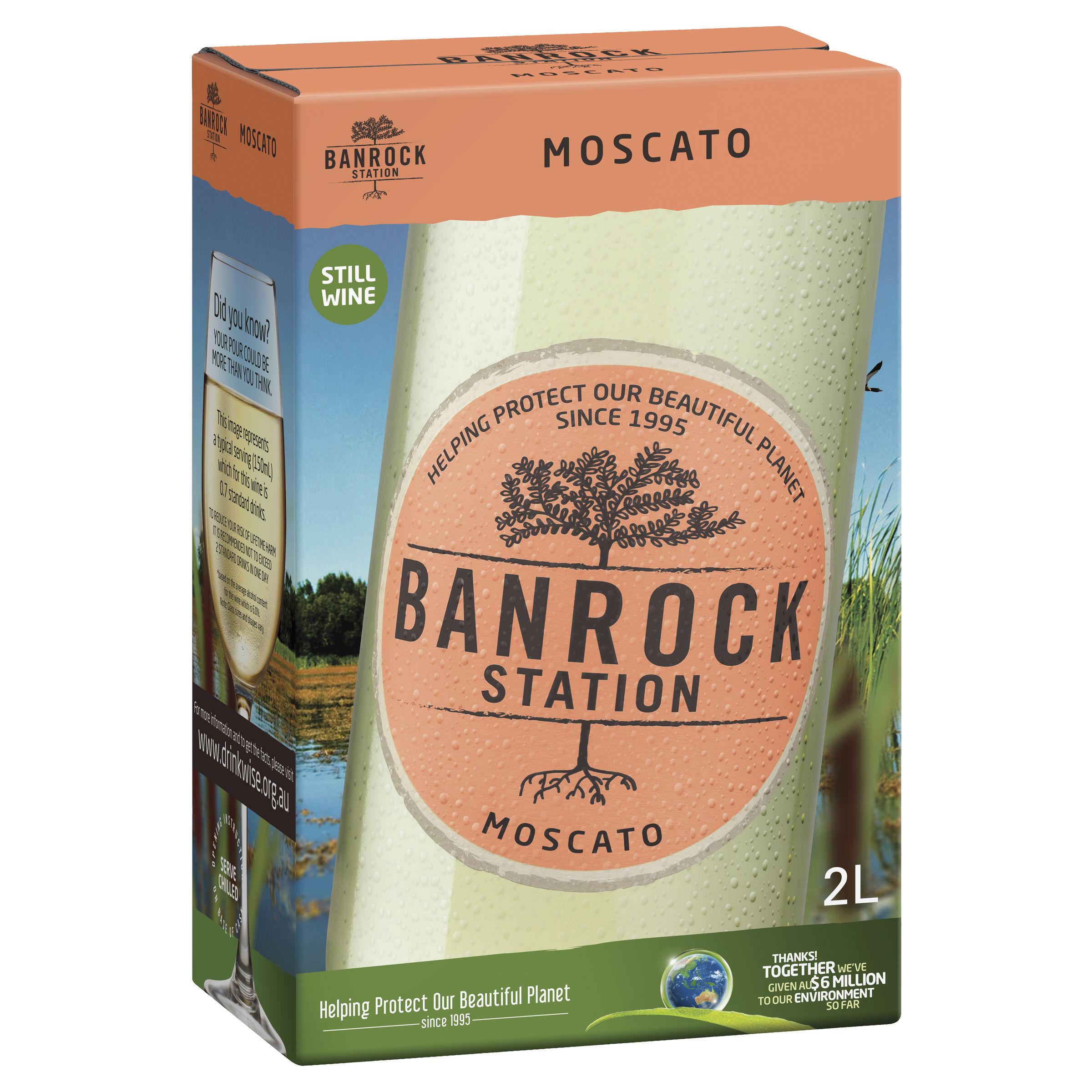 BANROCK STATION STILL MOSCATO
