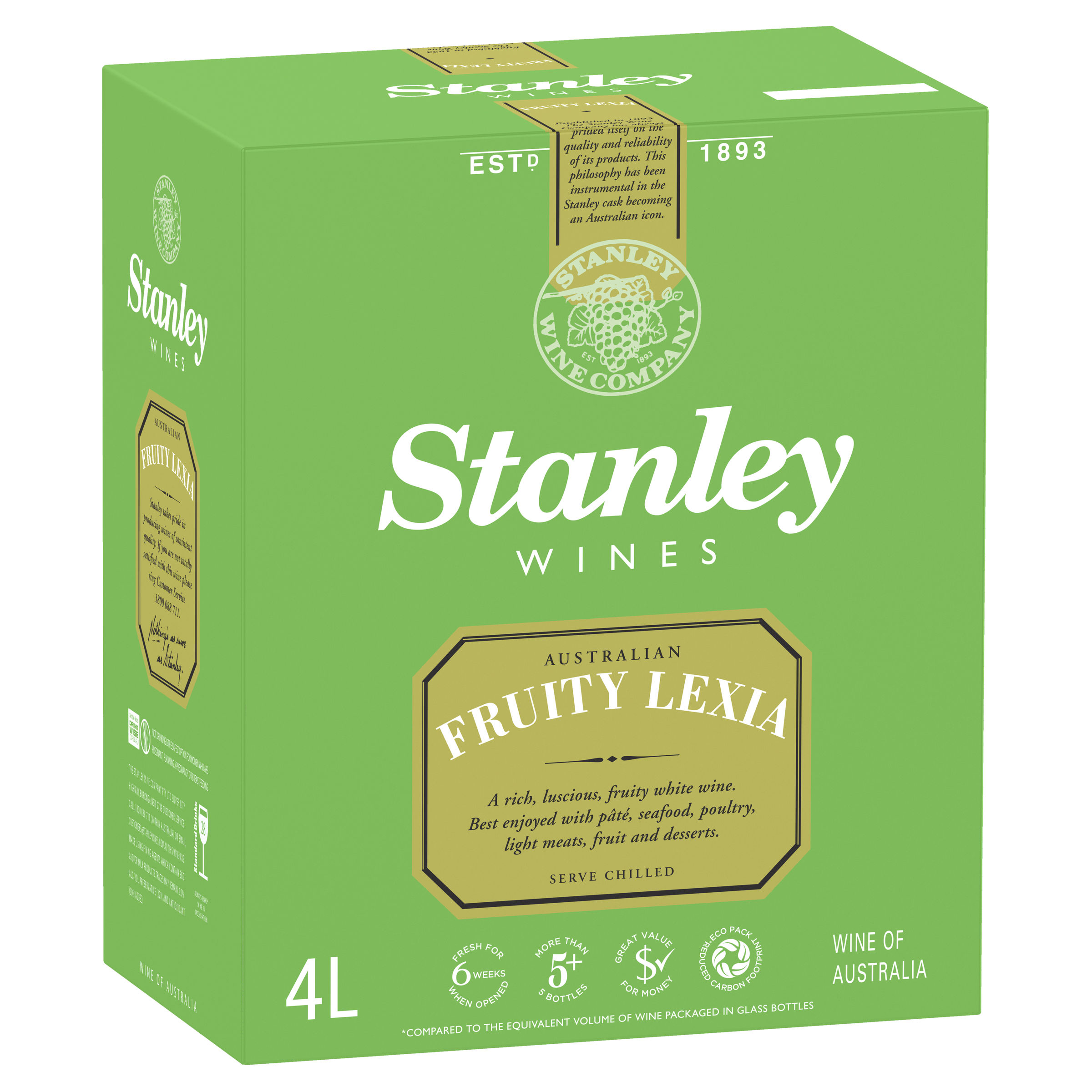 STANLEY FRUITY LEXIA