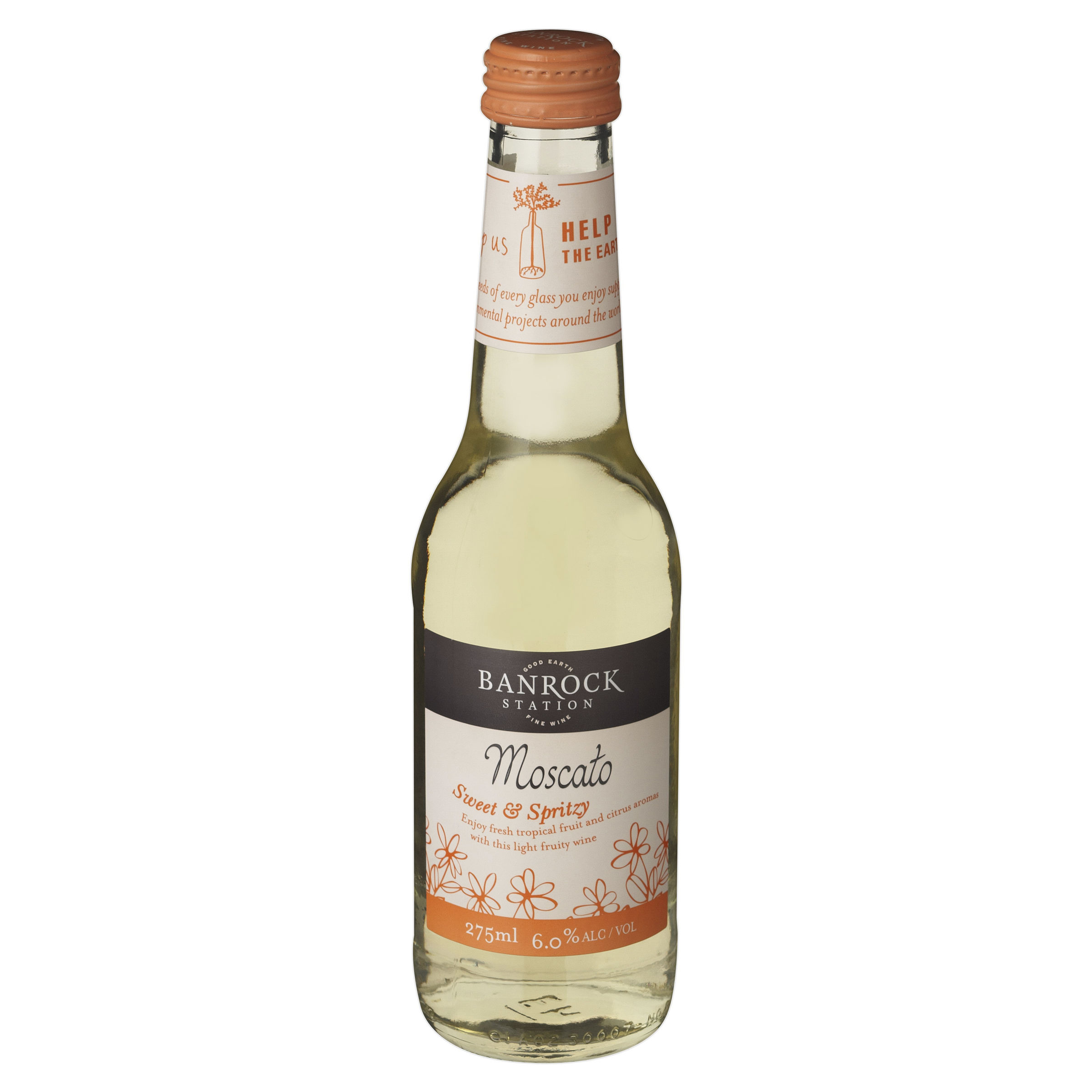 BANROCK SINGLE SERVE MOSCATO