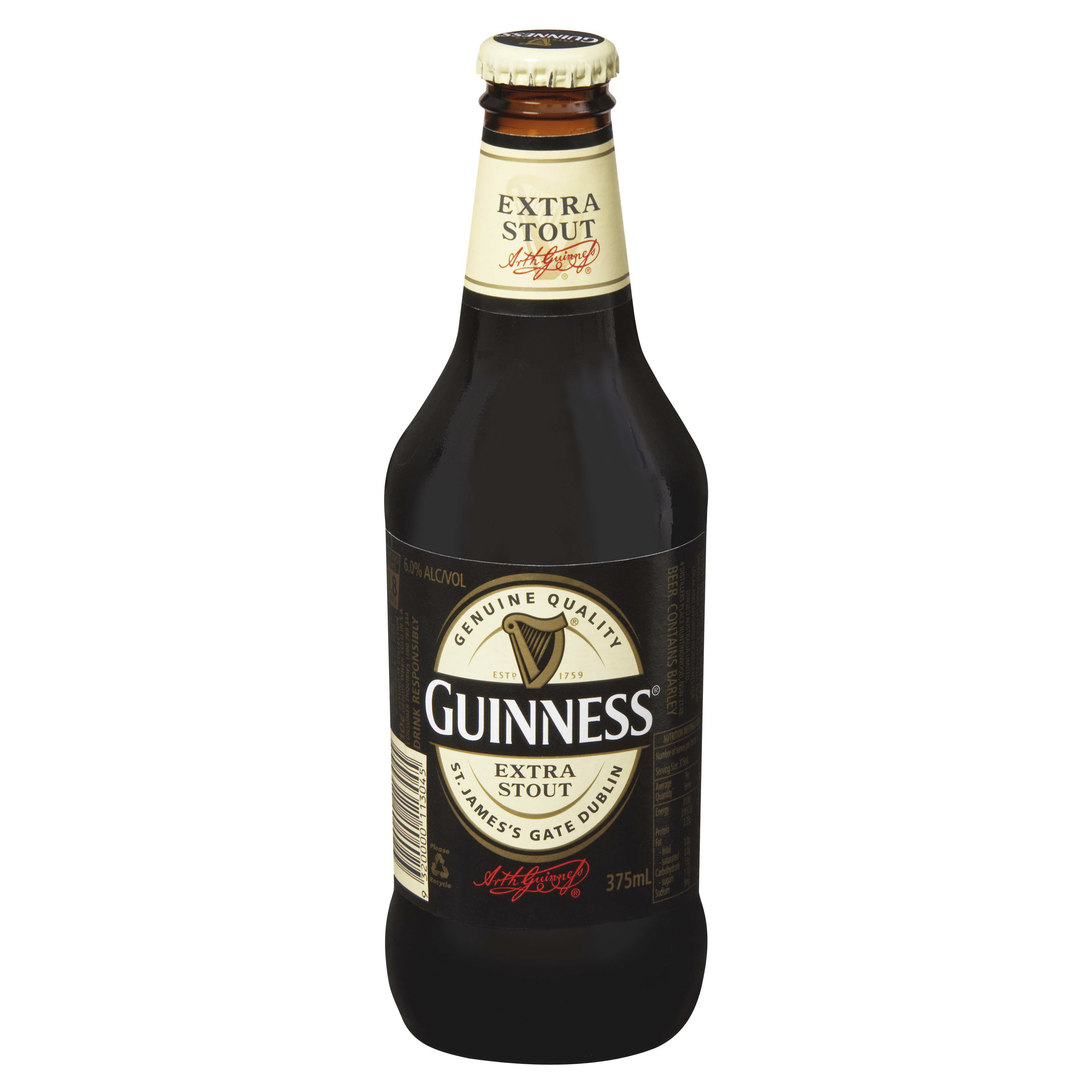 GUINNESS STOUT STUBBIES
