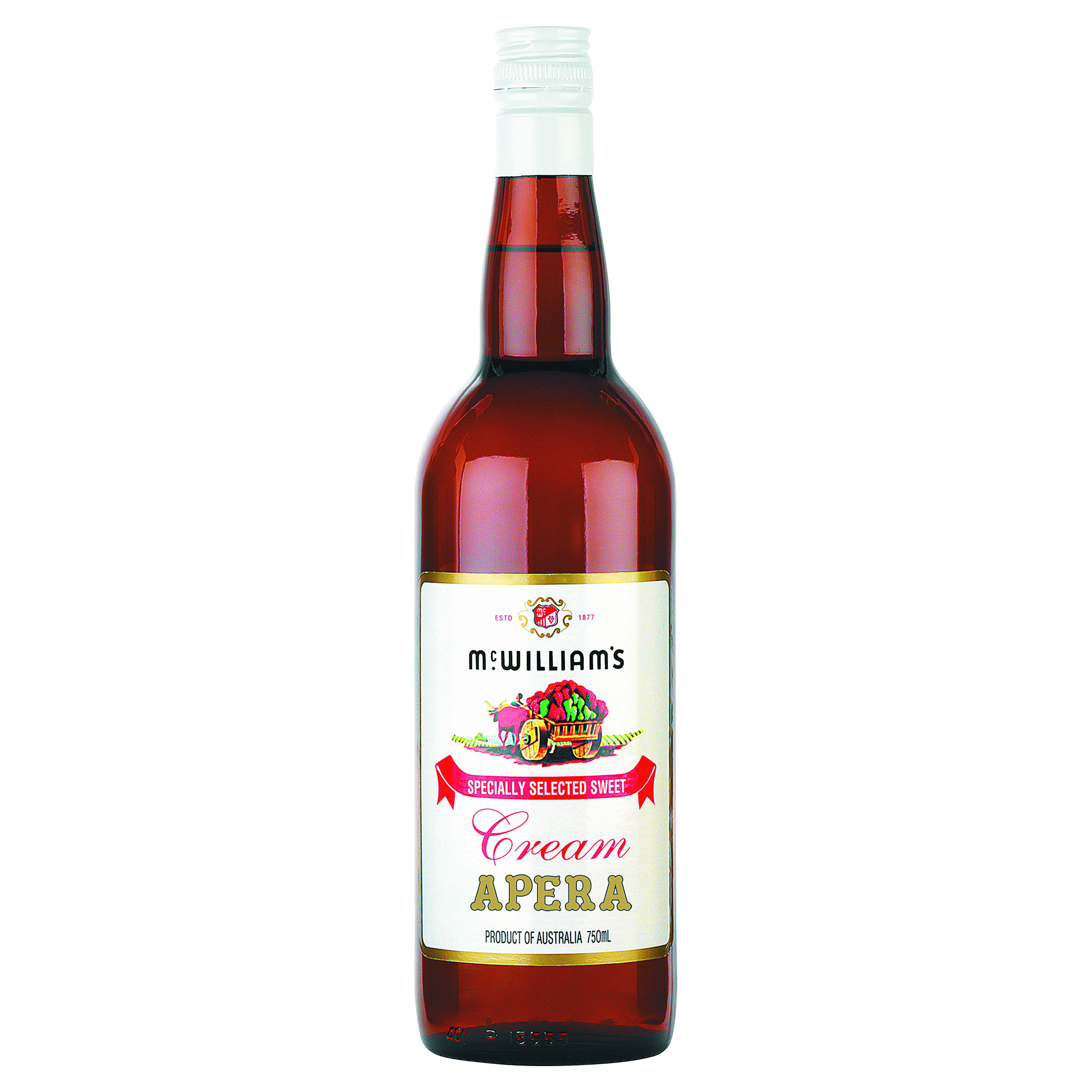 MC WILLIAM'S CREAM APERA (SHERRY)