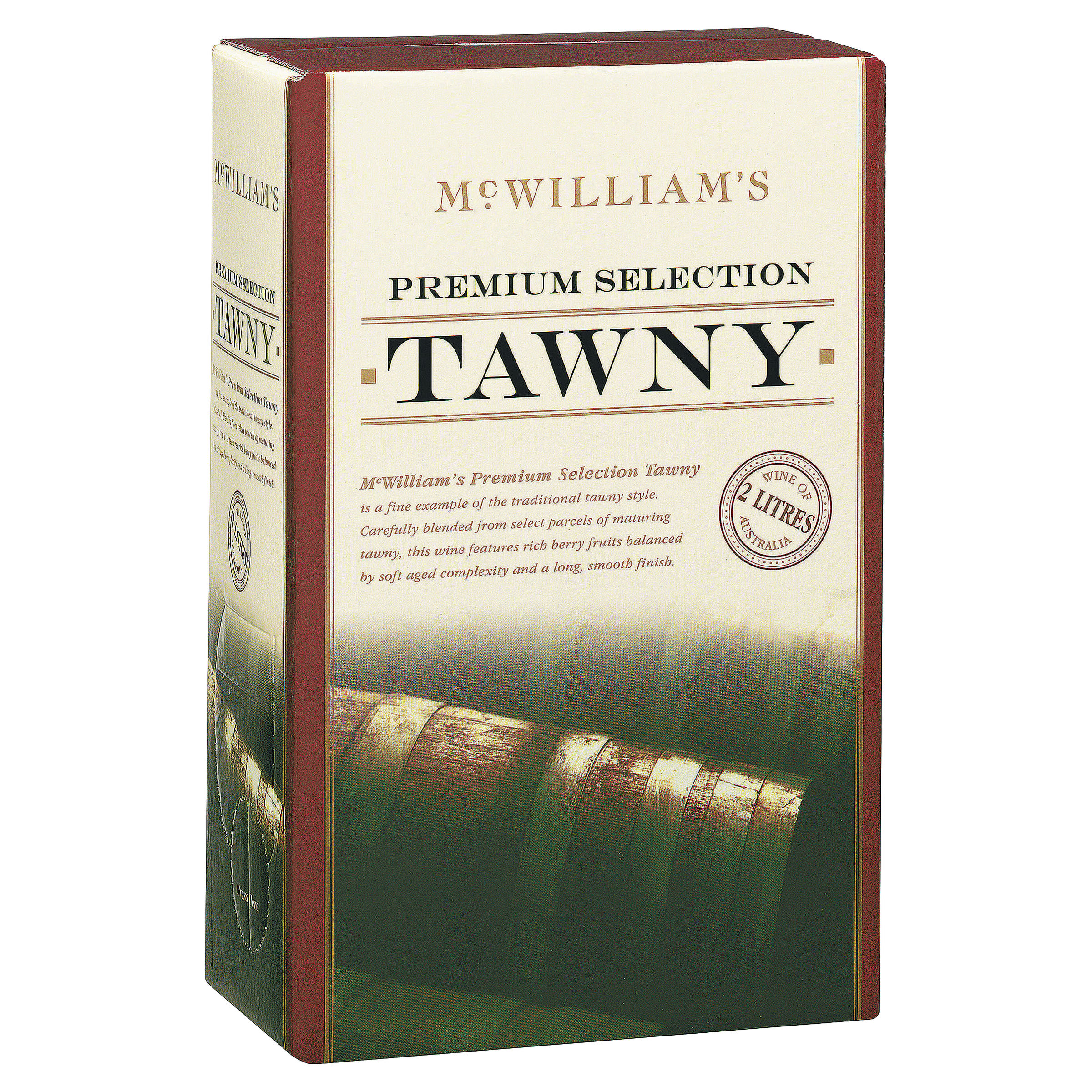 MC WILLIAM'S PREMIUM TAWNY PORT