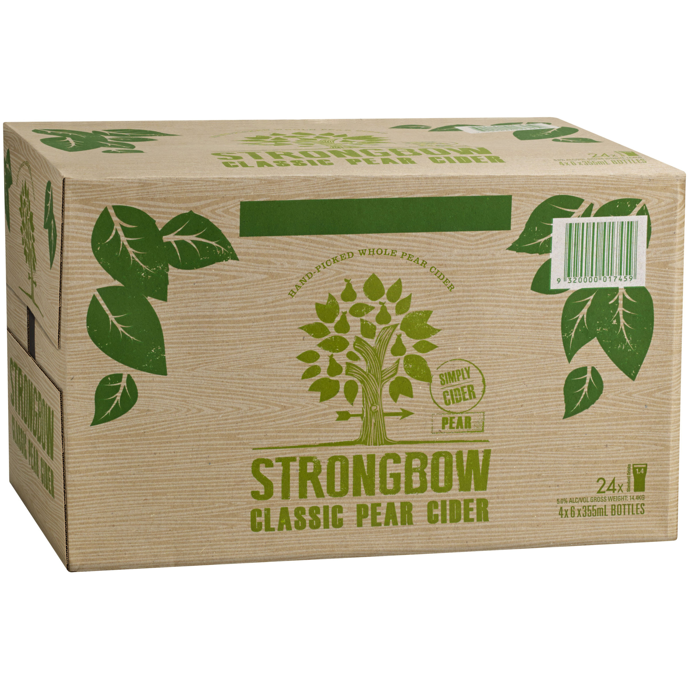 STRONGBOW SUMMER PEAR CIDER