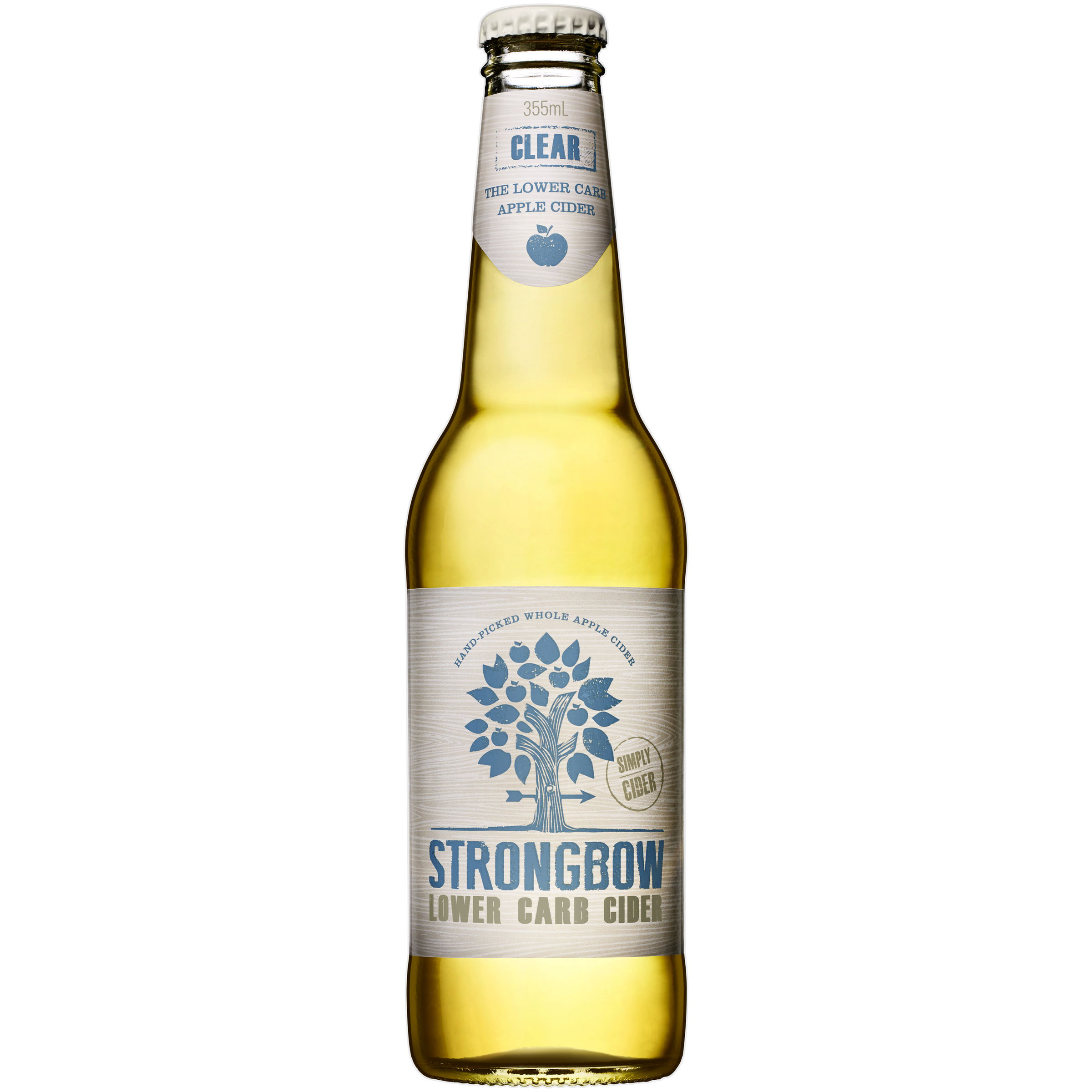 STRONGBOW CLEAR