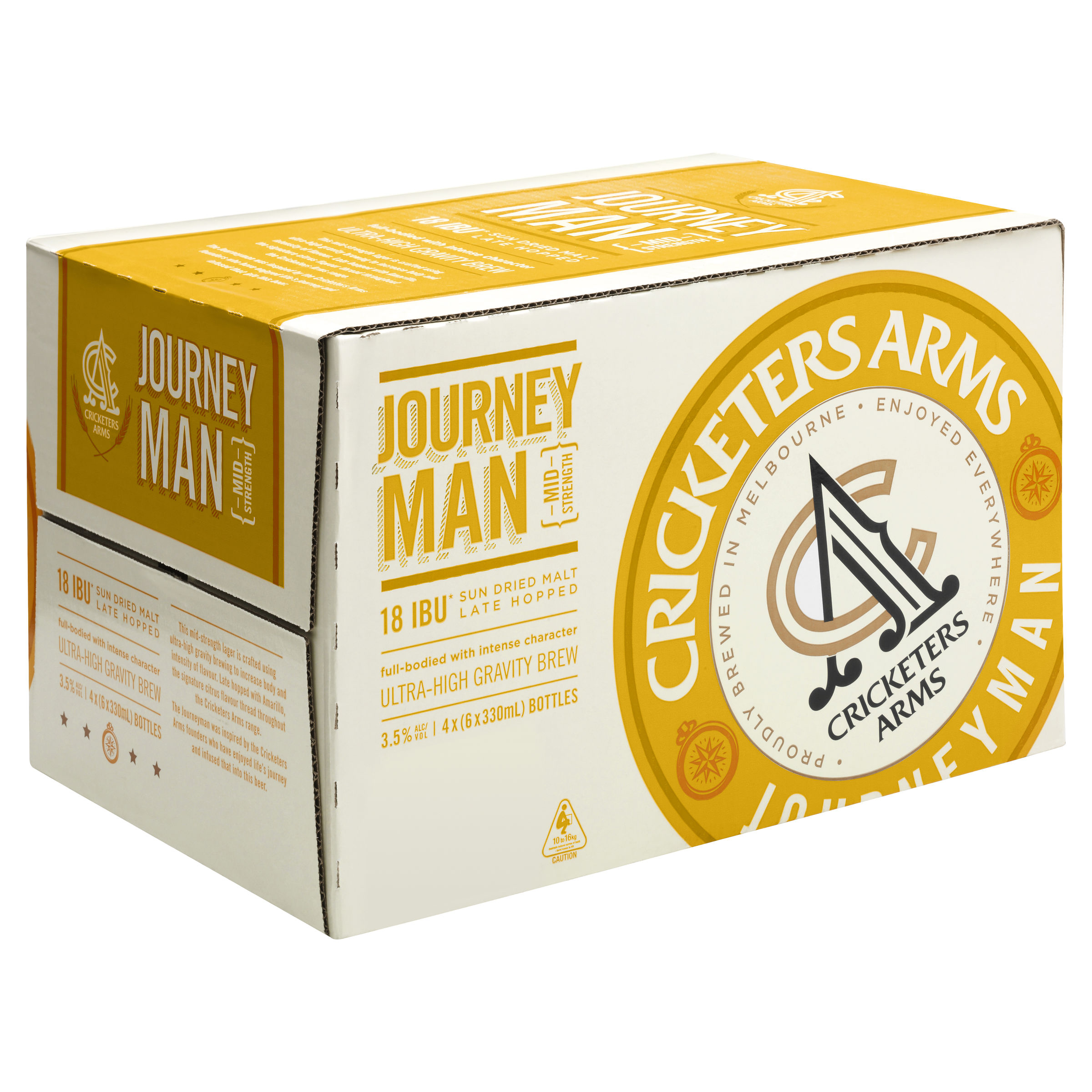 CRICKETERS ARMS JOURNEYMAN