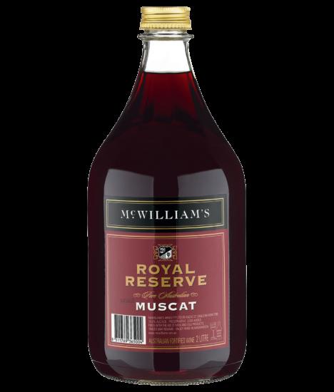 MC WILLIAM'S ROYAL RESERVE BROWN MUSCAT