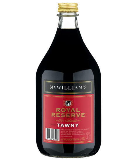 MC WILLIAM'S ROYAL RESERVE TAWNY PORT