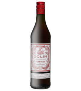 DOLIN RED VERMOUTH (ROUGE)