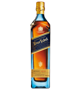JOHNNIE WALKER BLUE TIFFANY