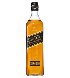 JOHNNIE WALKER BLACK GLASS PACK