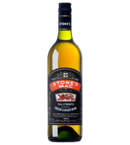 STONES MAC GREEN GINGER WINE
