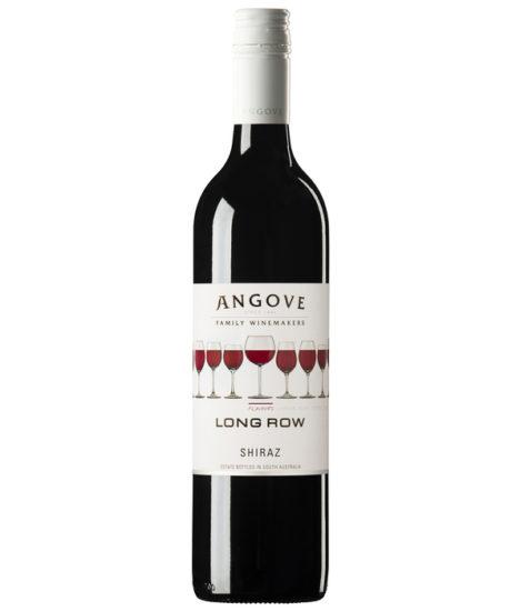 ANGOVE LONG ROW SHIRAZ