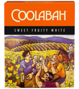 COOLABAH SWEET FRUITY WHITE