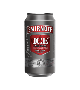 SMIRNOFF ICE RED CAN