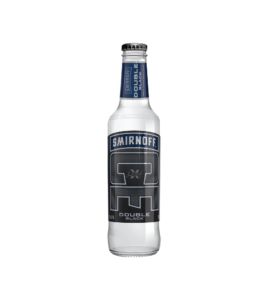 SMIRNOFF ICE DOUBLE BLACK BAR BOTTLE