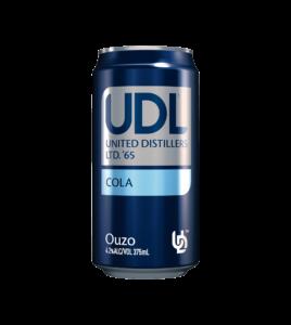 UDL OUZO & COLA