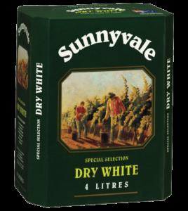 SUNNYVALE DRY WHITE