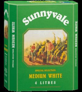 SUNNYVALE MEDIUM WHITE