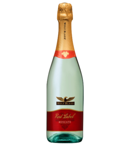 WOLF BLASS RED LABEL MOSCATO NON VINTAGE