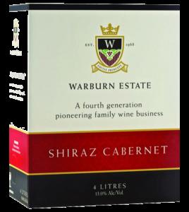 WARBURN PREMIUM SHIRAZ CABERNET