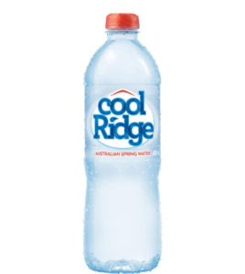 COOL RIDGE SPRING WATER PET