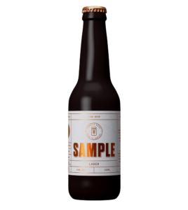 SAMPLE BREW LAGER