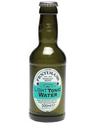 FENTIMANS LIGHT TONIC WATER 24PK