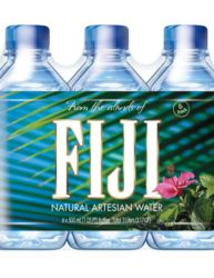 FIJI WATER 500ML 4 X 6 PACK