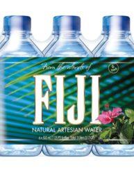 FIJI WATER 500ML 4 X 6 PACK