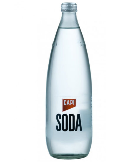 CAPI SODA WATER 12PK
